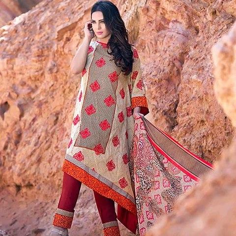 ZUNI Premium Edition 2016 | AmnaIsmail | GSTM Fabrics