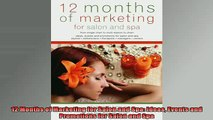 READ book  12 Months of Marketing for Salon and Spa Ideas Events and Promotions for Salon and Spa Full Free