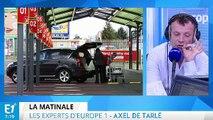 """Les Français agacés par les violences contre la police et plus de """"drives"""" que d'hypermarchés : les experts d'Europe 1 vous informent"""