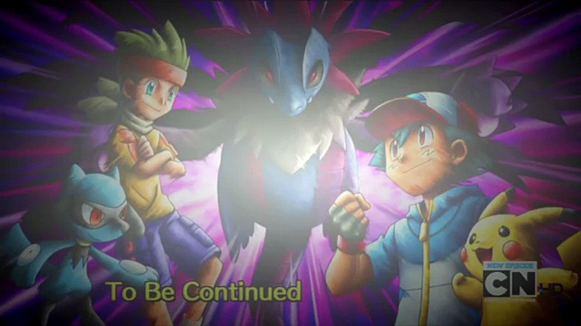 Ash Vs Cameron Unova League Final Battle Pokemon Video Dailymotion