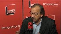 L'invité de 8h20 : Didier Daeninckx répond aux questions de Patrick Cohen