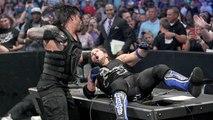 wwe smackdown 19th may 2016 full show wwe smackdown 19/5/2016 full show[Team Roman Vs Team Aj,Jericho & Ambrose Fights!]
