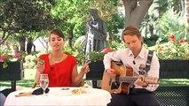 Rosa Gómez de Tejada & Rasmus Koch @ Onda Azul Malaga 25 Sep 2014 - Son of a preacher man