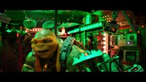 Teenage Mutant Ninja Turtles׃ Out of the Shadows Movie CLIP - Take Out the Trash (2016)