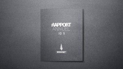 Présentation du rapport annuel 2015 du groupe ERAMET