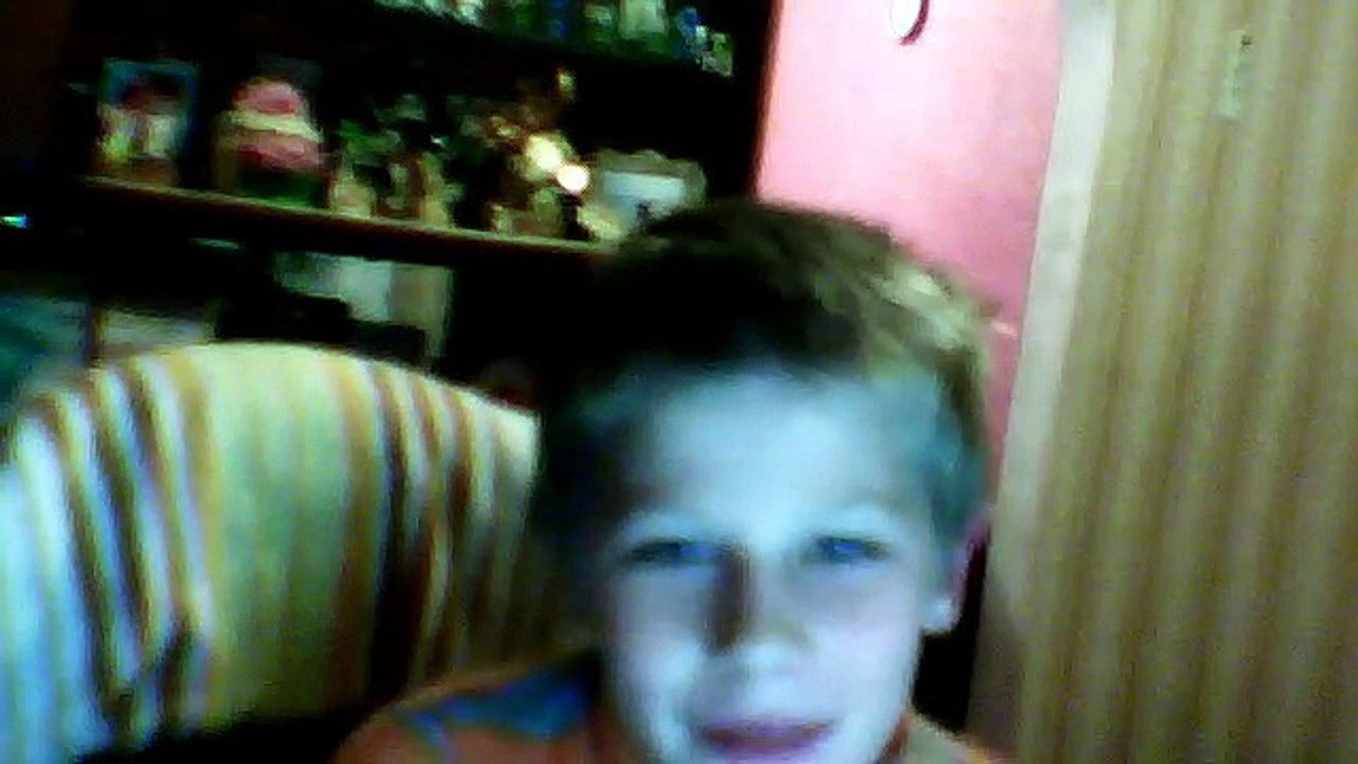 Видео с веб-камеры. Дата: 9 декабря 2013 г., 19:26.
