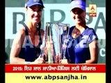 2015 : Sania-Hingis rock the tennis courts