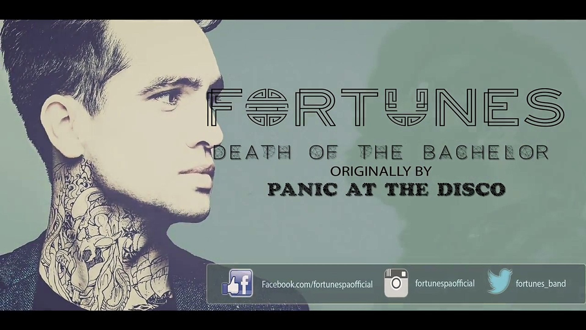 Panic At The Disco Death Of A Bachelor Band Fortunes Punk