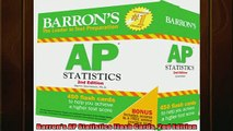 READ book  Barrons AP Statistics Flash Cards 2nd Edition  FREE BOOOK ONLINE