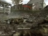 Call of Duty 4 Modern Warfare : In game Multi - Xbox360