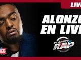 Gros live d'Alonzo dans Planète Rap ! #AvenueDeStAntoine