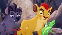 The Lion Guard  - Maia Mitchell Episode Clip (The Lion King New TV Series)