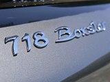 Essai Porsche 718 Boxster PDK 2016