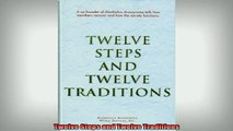 READ book  Twelve Steps and Twelve Traditions Full Free