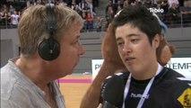 Brest Bretagne Handball champion de France : Élodie Le Calvé