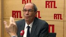 """Éric Woerth, au micro de RTL : """"Le Front national ne comprend rien à l'économie, rien à la mondialisation"""""""