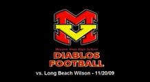 Mission Viejo vs. Long Beach Wilson 11/20/2009 |  W 41 - 14 | 2009 CIF Playoffs