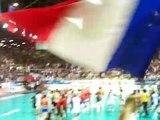 Handball Eurotournoi à Strasbourg 27.07.2008 La victoire France Espagne 33 - 29