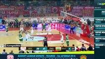 Ολυμπιακός - Παναθηναϊκός 81-83 Basket League Playoffs 1ος τελικός (0-1) {19-5-2016}