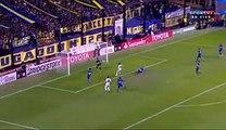Gol Contra Cata Díaz Boca Juniors X Nacional URU Quartas libertadores da América 19.05.2016