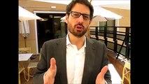 Tecnología para viajeros de negocios y agencias de viajes corporativas #Fernando Puelles Amadeus Esp