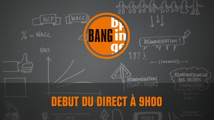 Bang Le stand-up des grands innovateurs
