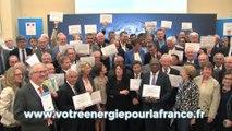 90 conventions d'appui financier signées dans les territoires à énergie positive pour la croissance verte !