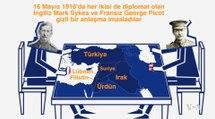 Sykes-Picot Anlaşması 100. Yıldönümünde Washington'un Gündeminde