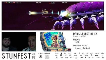 Stunfest 2016 - Darius Burst AC EX