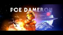"LEGO Star Wars: The Force Awakens - Official ""Poe Dameron"" Character Spotlight [HD]"