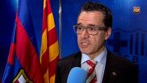 Josep Vives valora positivament la resolució judicial que permet l'exhibició de les estelades