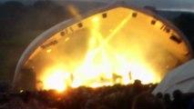 DEATH IN VEGAS AT BEAT HERDER FESTIVAL 29/06/2012
