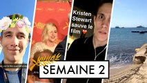On vous raconte le Festival de Cannes sur Snapchat (semaine 2)