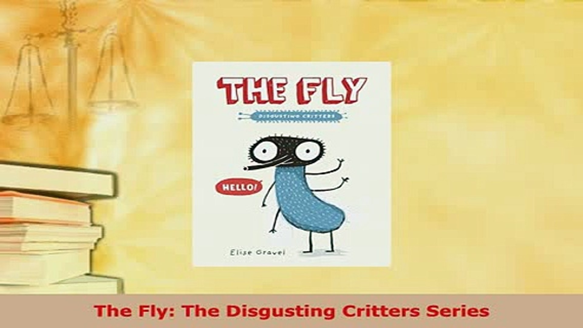 The Disgusting Critters Series Head Lice