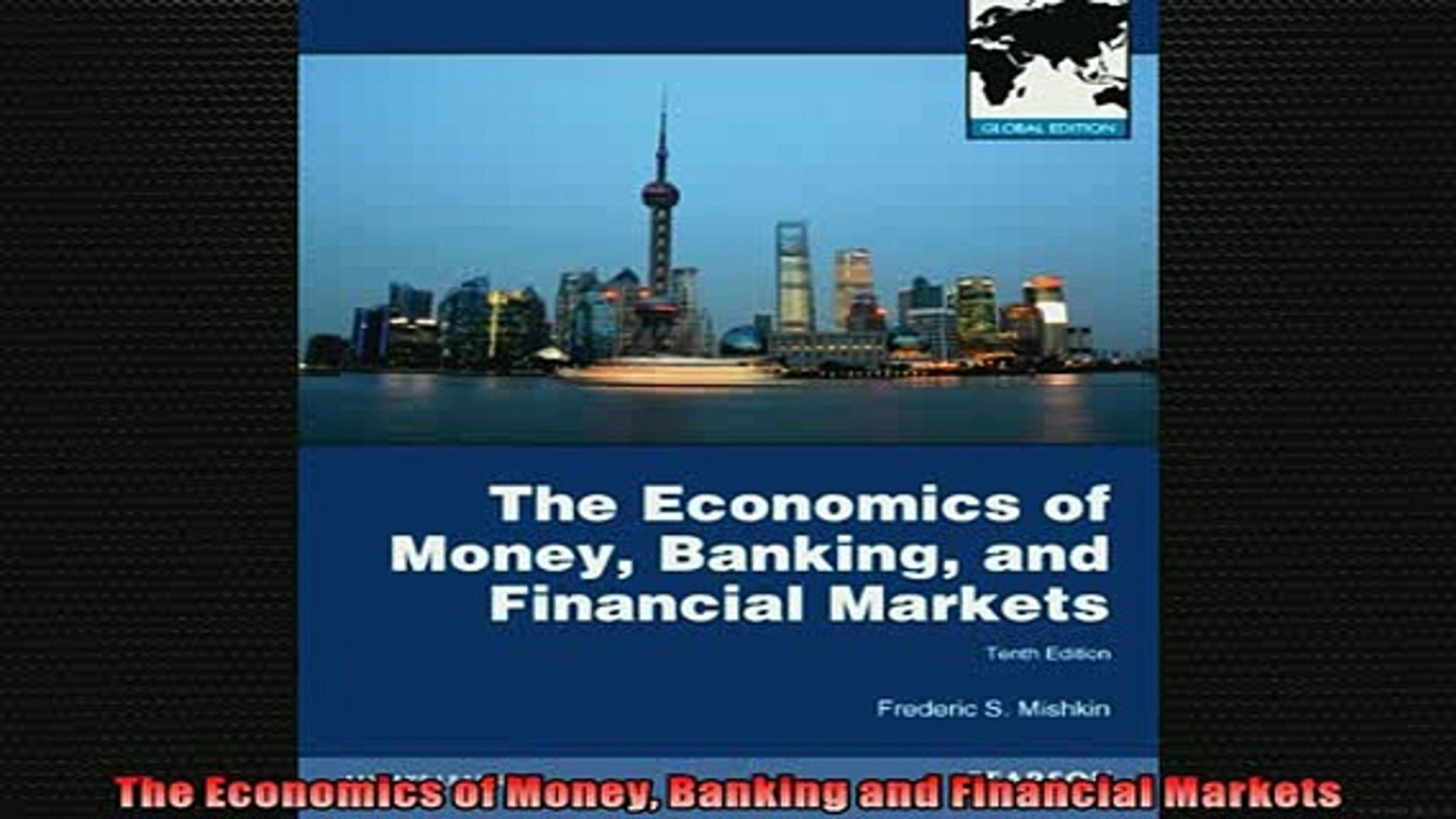 READ book  The Economics of Money Banking and Financial Markets  FREE BOOOK ONLINE