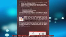READ book  Case Analysing  Prescribing Techniques Full EBook