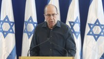 Israeli defense minister resigns citing 'dangerous elements' in government