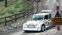 DiRT Rally YTubeOldNoobs Week 6 Bidno Moorland Wales Audi Sport Quattro Rallye