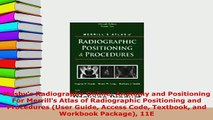 Read  Mosbys Radiography Online Anatomy and Positioning For Merrills Atlas of Radiographic Ebook Free