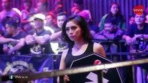 Gadis-gadis Seksi di Arena One Pride MMA