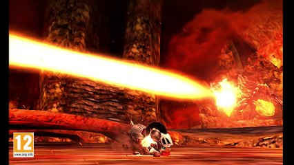 Trailer Ghosts'n Goblins de Monster Hunter Generations