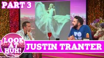 Justin Tranter : Look at Huh SUPERSIZED Pt 3 on Hey Qween! with Jonny McGovern