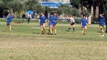 2011-12-23 Women's Rugby 7s Israel - Jerusalem vs Tel Aviv  2/2 (Incomplete)