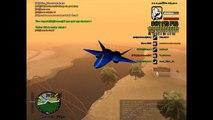 GTA SAMP My Skin YF-23 YF-23 Black Widow II [HD]
