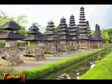 Bali Tour Package 17 : Taman Ayun Temple -- Tanah Lot -- Sunset Dinner