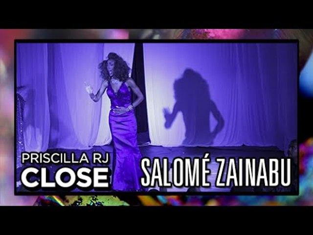 Salomé Zainabu @Priscilla RJ 20/04/2016