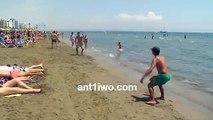 100% καθαρές οι κυπριακές παραλίες- Πρώτη θέση ανάμεσα στα 28 κράτη μέλη της ΕΕ