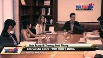 Cho Nhau Cuoc Tinh Thuy Chung - Linh Trang ft Truong Dinh Phong_Karaoke