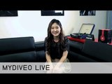 The Talented Miss Megan Lee - mydiveo LIVE! on Myx TV