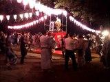 random matsuri / festival in Tokyo  - traditional Japanese dance